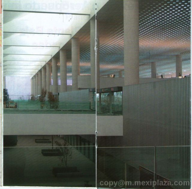 Terminal 2, Aeropuerto Internacional Benito Juárez de la Ciudad de México (AICM)